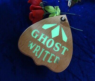 Automatic Writing Planchette GLOW IN THE DARK Magic trick Mystic Mystical Oracle