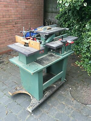 Kity Combination Woodworking Machine Table Saw Moulder