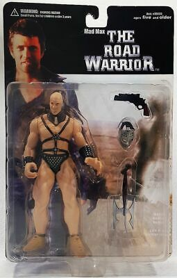 """Mad Max The Road Warrior Humongous (Unmasked) 6"""" Figure"""