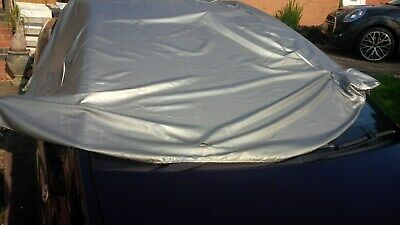 BMW Z4  soft top cover
