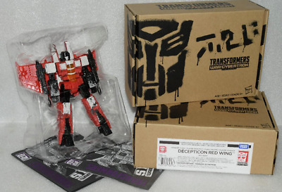 New Transformers Generations Selects War For Cybertron Siege Red Wing In Stock ~