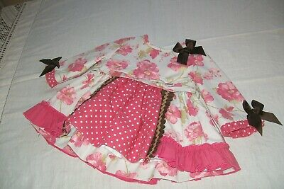 Baby girls clothes Spanish Dolce Petit dress 3m - combined postage available