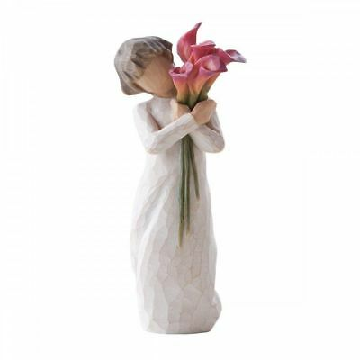 Willow Tree angel Figurine Ornament new boxed no 27159 bloom gift present