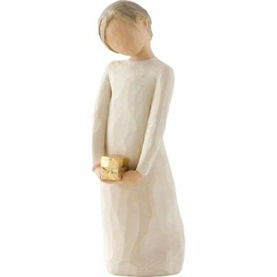 Willow Tree angel Figurine Ornament new boxed no 26221 spirit of giving gift