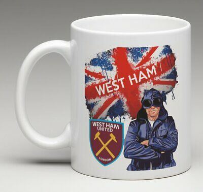 West Ham United Casuals Mug