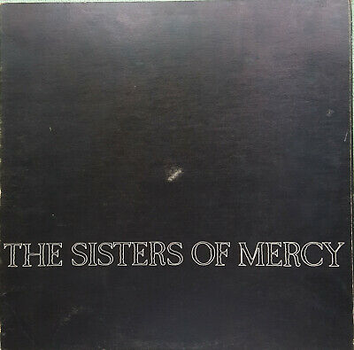 "The Sisters Of Mercy ‎– More CD 12"" Gatefold sleeve"
