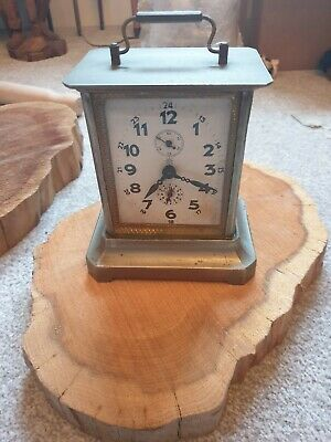 JUNGHANS WURTTEMBERG W67 2811 ORIGINAL CLOCK with KEY, plays MUSIC