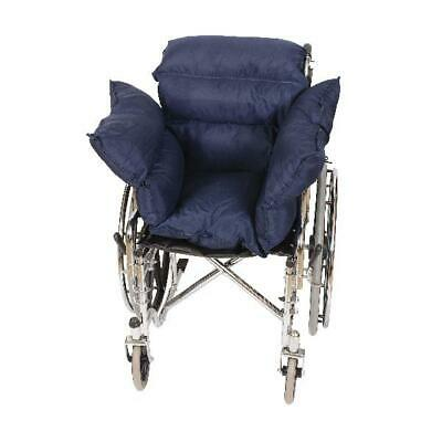 DMI Wheelchair Comfort Pillow Cushion for Pressure Relief, Recliner Seat Back