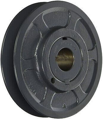 "Masterdrive Sheaves 1VP34 1-1//8/""  Cast Iron Pulley 1-1//8/"" I.D 3.150/"" O.D"