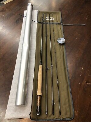 "Orvis Recon 10'0"", 4 wt, 4 pc Fly Rod 4100-4 MINTY"