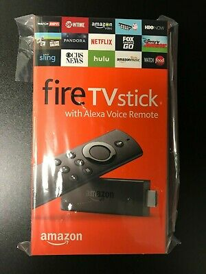 Amazon Fire TV Stick (2ND Generation) ORIGINAL BRAND NEW SEALED IN A BOX