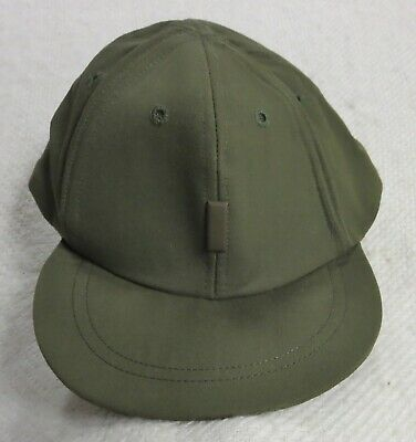 US ARMY 2nd LT 1969 Issue VIETNAM WAR Vintage OG-106 HOT WEATHER FIELD CAP 7 1/8