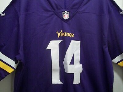 reputable site 8c673 dadd4 2018-2019) MINNESOTA VIKINGS STEFON DIGGS nfl Jersey YOUTH ...