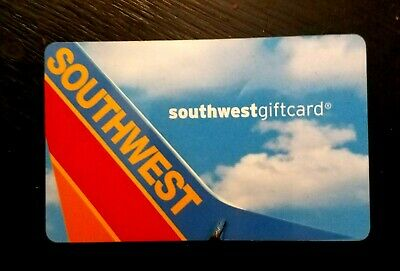 Southwest Airlines Gift Card $500