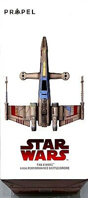 SW-1002 Star Wars T-65 X-WING High Performance Battle Drone New Factory Sealed