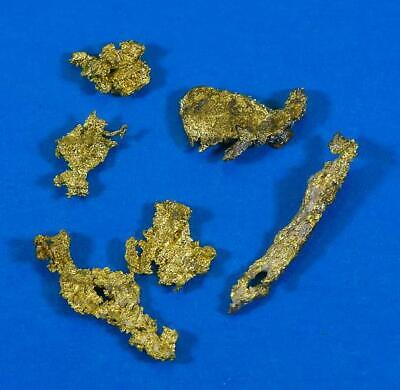 #A141 -Crystalline Gold Lots from Original 16-1 Mine California 4.29 Grams