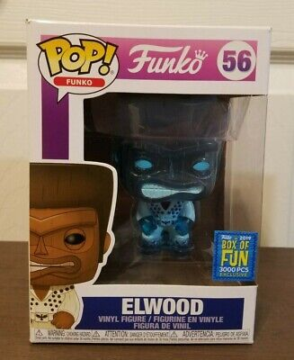 Funko Pop #56 Elwood 3000pc SDCC Box of Fun 2019