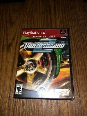 Need for Speed: Underground 2 (Sony PlayStation 2, 2004)