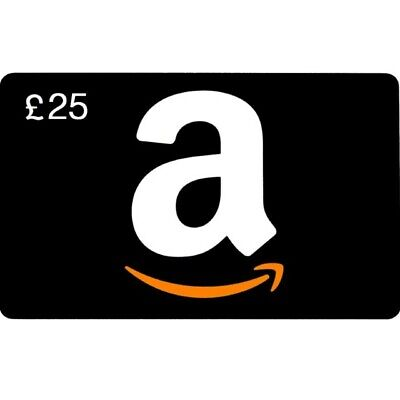 £25 Amazon Voucher Gift Card