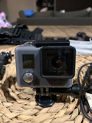 GoPro Hero+ With Waterproof Casing