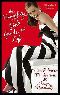 The Naughty Girl's Guide To Life by Sharon Marshall Paperback Book Free Shipping