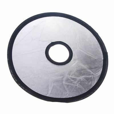 1pc Photography Photo Reflector 30cm 2 in 1 Light Collapsible Hollow