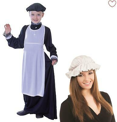 VICTORIAN FRENCH MAIDS WAITRESS CUTE LITTLE WHITE HAT WITH LOVELY LACE DETAIL