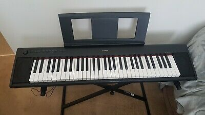 Yamaha NP-12 61 Key Piaggero Digital Piano Black