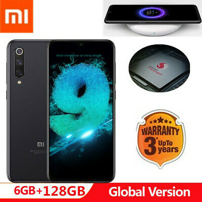 6GB 128GB Xiaomi Mi 9 GLOBAL 4G Smartphone Android9.0 Snapdragon855 48MP+24MP EU