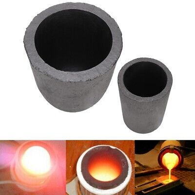 Graphite Furnace Casting Foundry Crucible Tool For Jewelry Making Processing Hot