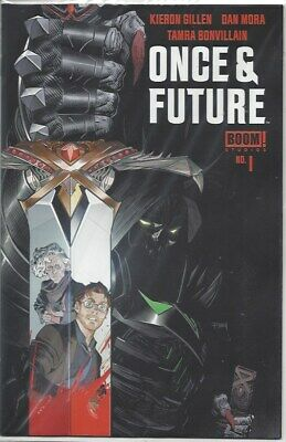 Once And Future #1 First Print Boom Studios Sold Out