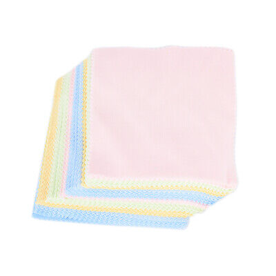 10x Microfiber Cleaner Cleaning Cloth For Phone Screen Camera Lens Eye FES