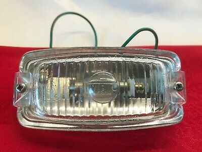 Wipac Reverse Light Series 210 Very Good Condition Classic Car Mini,MG,Ford Etc