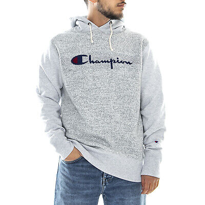 CHAMPION HOODED SWEATSHIRT FELPA DONNA 110179 GZ005