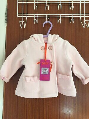 STUNNING GENUINE BABY GIRLS TED BAKER JACKET AGED 0-3m BRAND NEW TAGGED