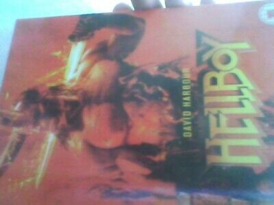 Hellboy [DVD] new sealed with slip case free post