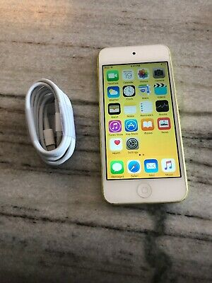 Apple iPod touch 5th Generation Yellow (16 GB)