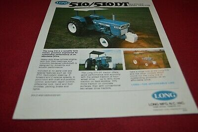 Long 560 560-DT Tractor Dealers Brochure AMIL15 ver3