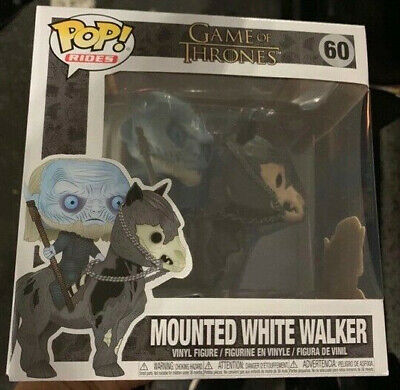 Funko Pop Mounted White Walker Game Of Thrones 60