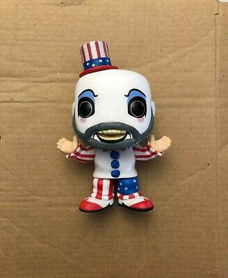 Funko Pop Captain Spaulding House of 1000 Corpses Loose - Mint (No Box)