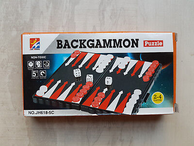 backgammon extra mini