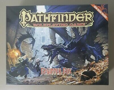 PATHFINDER ROLEPLAYING GAME Beginner Box DND D&d Strategy