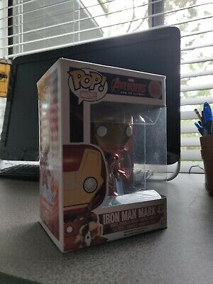 Iron Man Mark 43 Funko Pop Avengers Age Of Ultron Marvel #66