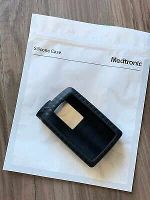 LEATHER STYLE CASE Holster For Medtronic MiniMed Paradigm