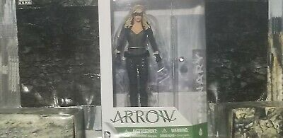 Black Canary Action Figure Limited Ed DC Collectibles CW TV Series CHOP Arrow