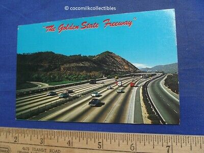 VTG 1960'S~ GOLDEN STATE SUPPLY CO ~ LOS ANGELES CA  ~ FIRST