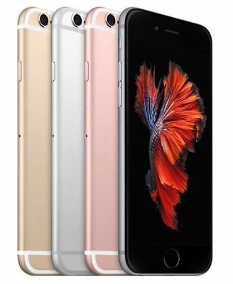 Apple iPhone 6S 64GB Factory Unlocked 4G LTE 12MP iOS Smartphone in Sealed Box