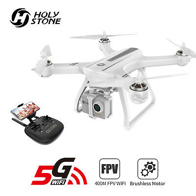 Holy Stone HS700 brushless GPS Drone 1080P HD Camera 5G wifi FPV RC quadcopter