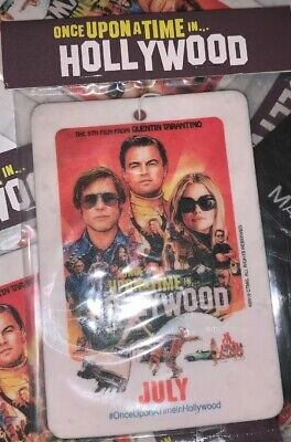 Once Upon A time In Hollywood Air Fresher
