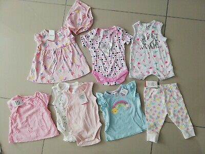 Bulk Baby Girls Clothes BNWT- Size 000/ 0-3months